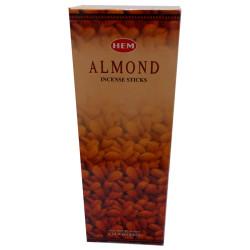 Badem Kokulu 20 Çubuk Tütsü - Almond - Thumbnail