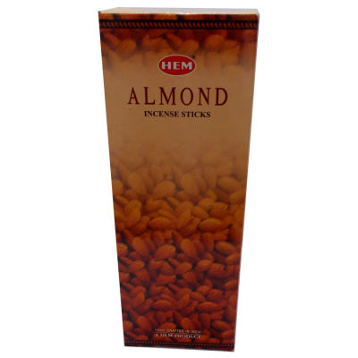 Badem Kokulu 20 Çubuk Tütsü - Almond