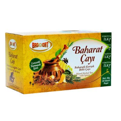 Baharatlı Karışık Bitki Çayı 20 Süzen Pşt