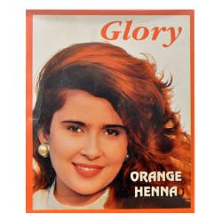 Glory - Bakır Kızıl Hint Kınası Portakal (Orange Henna) 10 Gr Paket Görseli