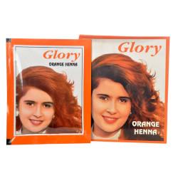 Bakır Kızıl Hint Kınası Portakal (Orange Henna) 10 Gr Paket - Thumbnail
