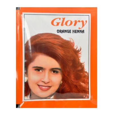 Bakır Kızıl Hint Kınası Portakal (Orange Henna) 10 Gr Paket