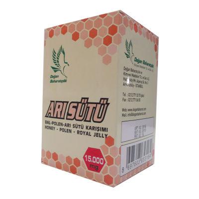 Bal Polen Arı Sütü Karışımı Süper Doz 15000 Mg