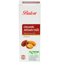 Balen - Argan Yağı 50 ML (1)