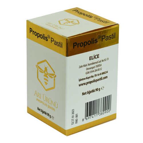 Ballı Propolis Pastil Arı Ürünü Propolis Şekeri Drops 90 Gr