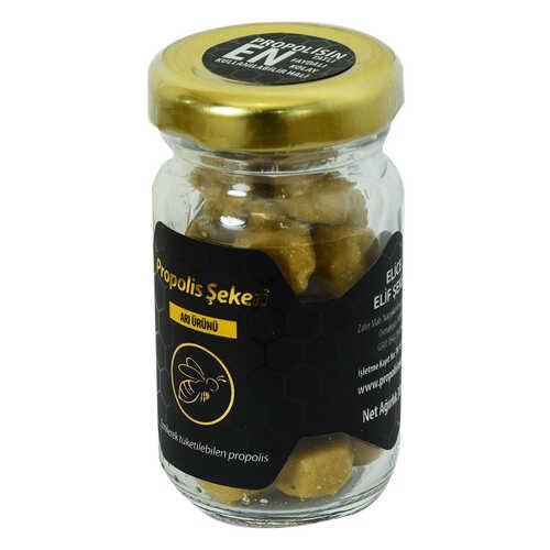 Ballı Propolis Şekeri Arı Ürünü Drops 24 Adet 30 Gr