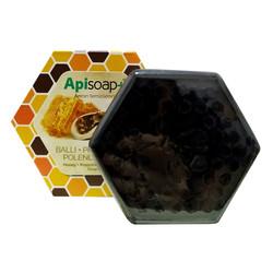 Apiplus+ - Ballı Propolisli Polenli Sabun 120 Gr (1)