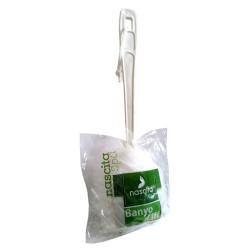 Nascita - Banyo Duş Lifi Saplı Beyaz Görseli