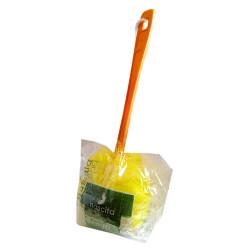 Nascita - Banyo Duş Lifi Saplı Sarı (1)