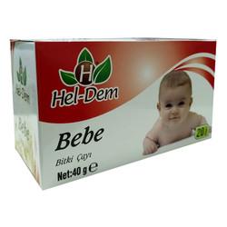 Hel-Dem - Bebe Bitki Çayı 20 Süzen Poşet (1)