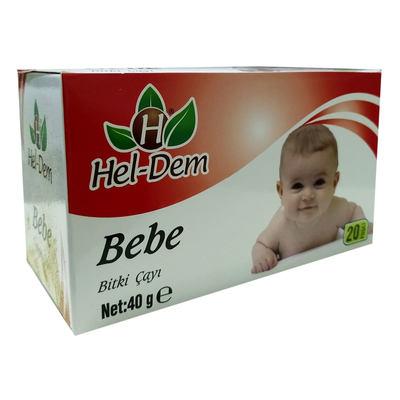 Bebe Bitki Çayı 20 Süzen Poşet