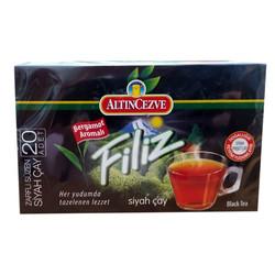 Bergamot Aromalı Siyah Çay 20 Süzen Pşt - Thumbnail