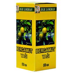 Ege Lokman - Bergamot Yağı 20 cc (1)
