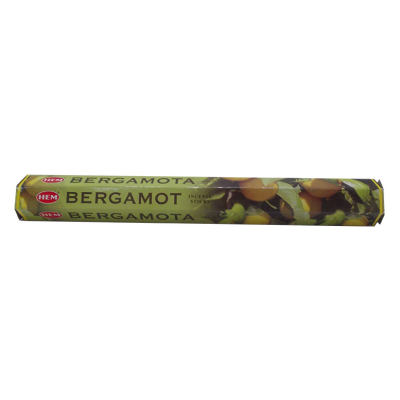 Bergamut Kokulu 20 Çubuk Tütsü - Bergamot