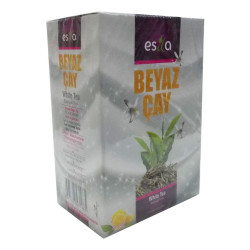 Esila - Beyaz Bitkisel Form Çayı 45 Süzen Poşet Görseli