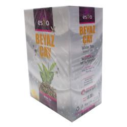 Beyaz Bitkisel Form Çayı 45 Süzen Poşet - Thumbnail
