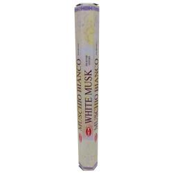 Hem Tütsü - Beyaz Misk Kokulu 20 Çubuk Tütsü - White Musk Görseli