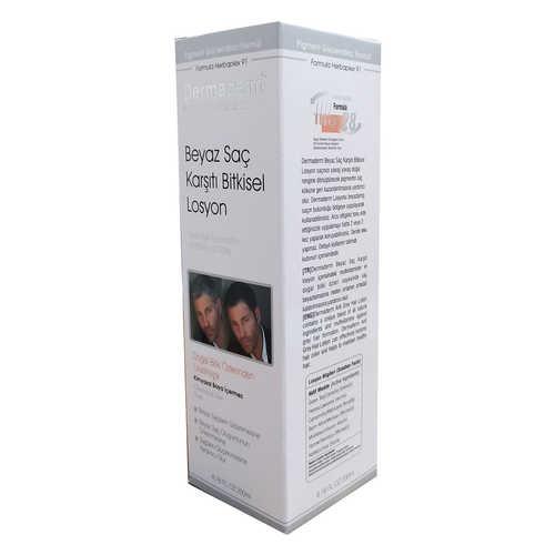 Beyaz Saç Karşıtı Bitkisel Losyon 200 ML
