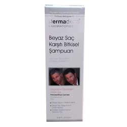 Beyaz Saç Karşıtı Bitkisel Şampuan 250 ML - Thumbnail
