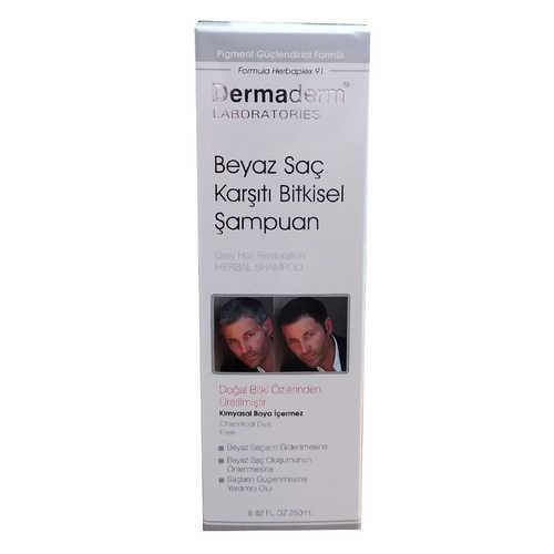 Beyaz Saç Karşıtı Bitkisel Şampuan 250 ML