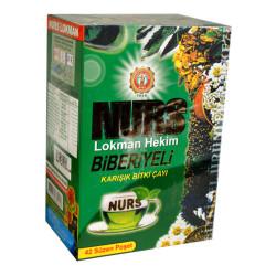 Nurs - Biberiyeli Karışık Bitki Çayı 42 Süzen Pşt (1)