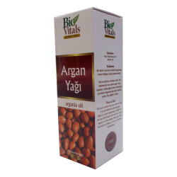 Bio Vitals - Argan Yağı 50ML Görseli