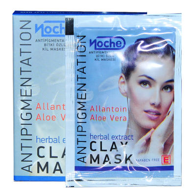 Bitki Özlü Kil Maskesi 15 ML