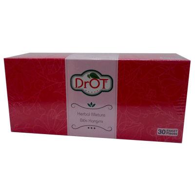 Bitkisel Karışık Form Çayı 30 Süzen Pşt