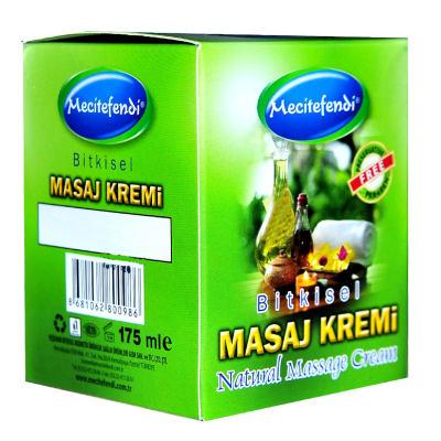 Bitkisel Masaj Kremi 175 ML
