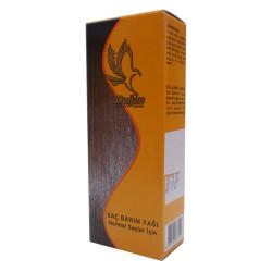 Doğan - Bitkisel Yağ Normal Saçlara Cam Şişe 100 ML (1)