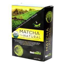 BlackNatural - Matcha Natural Çayı 100Gr Görseli