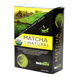 BlackNatural - Matcha Natural Çayı 100Gr (1)