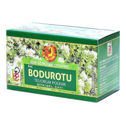 Ege Lokman - Bodurotu Bitki Çayı 20 Süzen Poşet Görseli