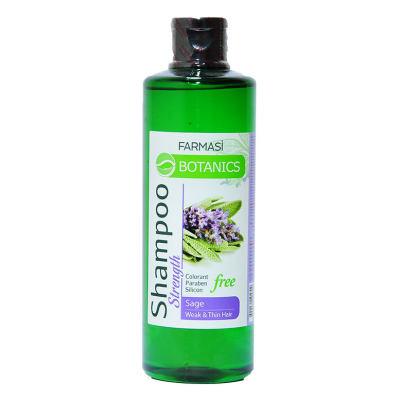 Botanics Adaçayı Özlü Şampuan 500 ML