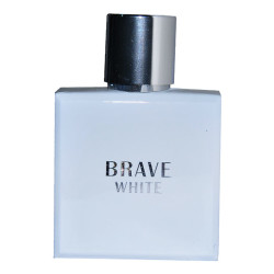 Brave White Edp Parfüm For Men 60 ML - Thumbnail
