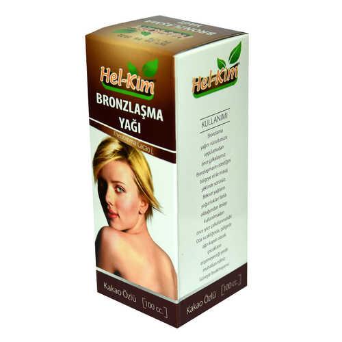 Bronzlaşma Yağı Doğal Kakao Yağı Özlü 100 cc
