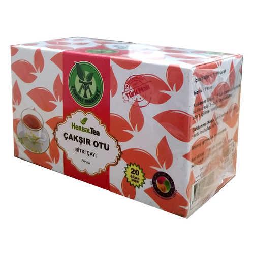 Çakşır Otu Bitki Çayı 20 Süzen Poşet