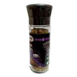 Bağdat Baharat - Cam Değirmenli Balık Çeşnisi Karışık Baharat 45 Gr (1)