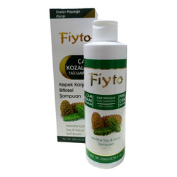 Fiyto - Çam Kozalak Yağı Şampuanı 200 ML Görseli
