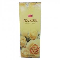 Çay Gülü Kokulu 20 Çubuk Tütsü - Tea Rose - Thumbnail