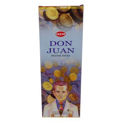 Çekici Ve Çapkın Erkek 20 Çubuk Tütsü - Don Juan