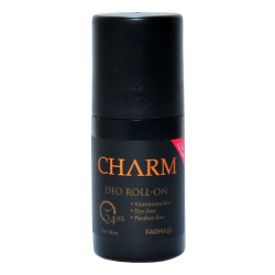 Charm Deo Roll-On For Men 50 ML - Thumbnail