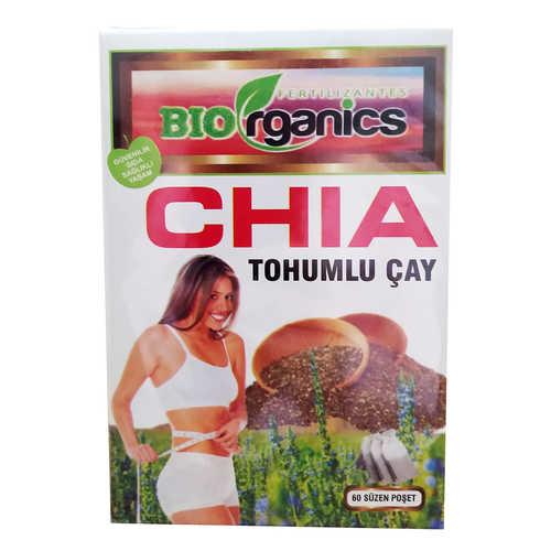 Chia Tohumlu Çay 60 Süzen Poşet