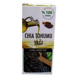 Chia Tohumu Yağı 50 ML - Thumbnail