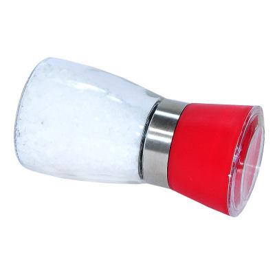Tuz Karabiber Değirmeni Kırmızı + Çankırı Tuzu 200Gr