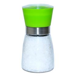 Tuz Karabiber Değirmeni Yeşil + Çankırı Tuzu 200Gr - Thumbnail