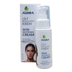 Audra - Cilt Beyazlatıcı Krem 50 ML Görseli