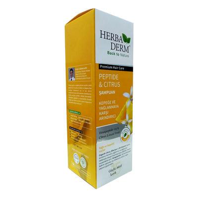 Citrus Şampuanı Kepeğe ve Yağlanmaya Karşı 330 ML