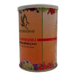 Doğan - Civanperçemli Bitkisel Karışım Çay 100 Gr Teneke Kutu (1)