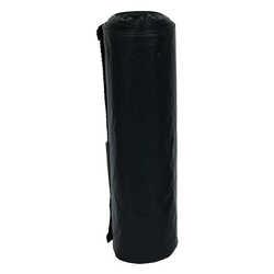 Çöp Torbası Ağır Sanayi Hantal Boy 100x150Cm 1000Gr 73Mikron Siyah Rulo 10 Adet - Thumbnail